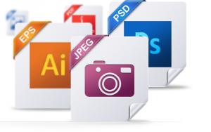 فرمت های مختلف گرافیکی و کاربرد های آن