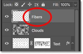 new fibers layer