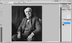 رنگ آمیزی تصاویر سیاه و سفید در فتوشاپ