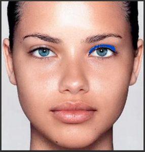آموزش تصویری آرایش صورت در فتوشاپ