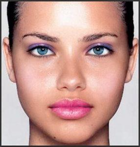 آموزش آرایش صورت در فتوشاپ